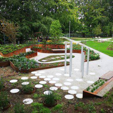 Park Z Cortenu W Gdyni - cortena.pl